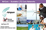 Airspan - Scalable and Affordable LTE Core Network Options