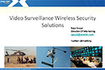 Proxim Video Surveillance Wireless Security Solutions