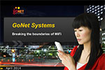 GoNet Systems - Breaking the Boundaries of WiFi