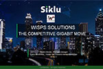 Siklu WISPs Solutions - The Competitive Gigabit Move