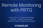 Remote Monitoring with PRTG